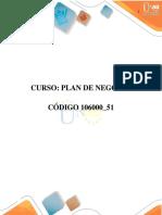 Plan de Negocio Individual