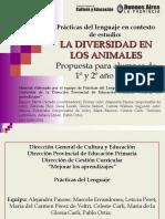 Secuencia Completa ANIMALES
