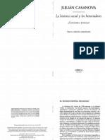 Casanova La historia social y los historiadores.pdf