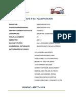 Asuntos-consumidores Huaraz Ing.-civil Orlando Menacho Fase-De-planificación