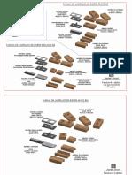 Arquitectura Sostenible - Ladrillo Suelo Cemento - Javier Zoni - Familias de Oadrillos y Sus Plantillas
