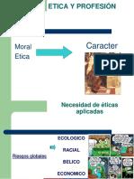 Etica y Profesion