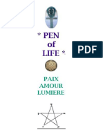 Lapiz de La Vida - En Frances