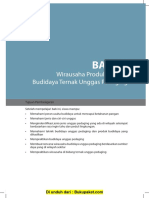 Bab 7 Wirausaha Produk-produk Budidaya Ternak Unggas Pedaging