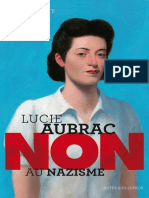 Lucie Aubrac Non au nazisme -Maria Poblete