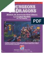 D&D - La Ciudad Perdida.pdf