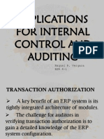 CHAPTER 1 Auditing and Internal Control