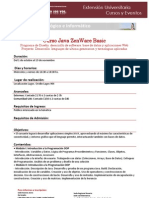 Desarrollo Tecnológico e Informático UAI - Curso de Java Basic Zenware