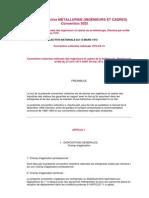 conventioncollectiveing&cadremetallurgie