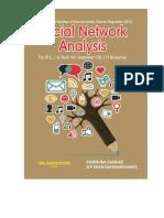Social Network Analysis for R-2013 by Krishna Sankar P., Shangaranarayanee N.P.