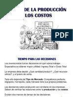 Teoria de La Produccion y Costos 2018