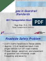 Standart Highway Guardrail Highway