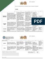 Rúbrica_maqueta Plana Sistema Circulatorio 5 Básico