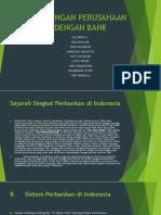 Hubungan Perusahaan Dengan Bank