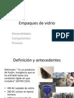 Clase 3 Empaques de Vidrio 1xpag