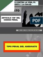 8va Semana Derecho Penal_asesinato_25.06.2018