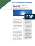 Sas Insurance Analytics Architecture 104891