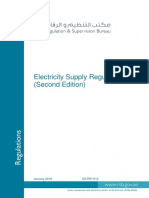 The Electricity Supply Regulations - Second Edition