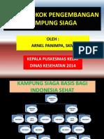 Presentasi Kampung Siaga