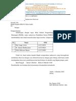 1. Surat Dari Prodi Ke Sekolah Sma 8 Al Rin Dola