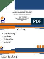 Use of Glass-Fiber-Reinforced Polymer Tendons