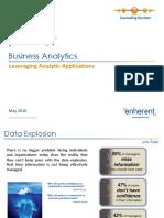 Enherent Business Analytics