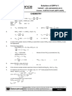 Chemistry DPP Solution (1)
