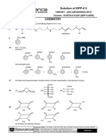 Chemistry DPP Solution (3)
