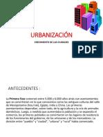 5urbanizacion y Crecimiento