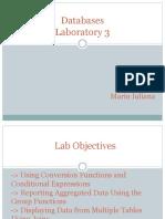 DB Lab