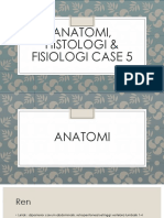 Anatomi,Histologi,Fisiologi Case 5