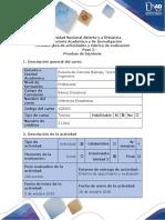 Guía de Actividades y Rúbrica de Evaluación - Paso-3 - Pruebas de Hipotesis