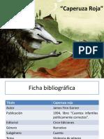Caperuza Roja Contextualización