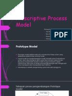 Prescriptive Process Model