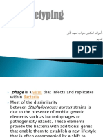 Phage Type