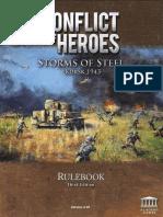 Conflict of heroes storm of steel