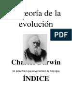 La Teoría de Darwin - Filosofía