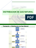 Instalación de Gas Natural