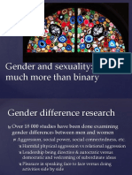 gender nd sexuality