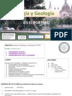 00. Introducción a La Biología y Geología 4-Eso
