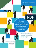 Proyectos Sociales Con Impacto