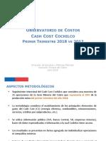 Observatorio de Costos (Presentación) Julio 2018 (v2)