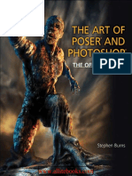 The Art of Poser and Photosho