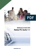 Nokia PC Suite UG Ita