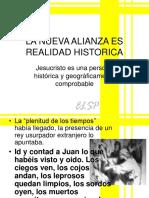 L_11_LA NUEVA ALIANZA ES REALIDAD HISTORICA