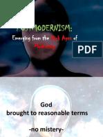 Postmodernins ppt