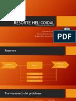 Resorte Helicoidal Acero-Composite