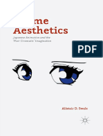"Anime Aesthetics_ Japanese Animation and the ""Post-Cinematic"" Imagination - Alistair D. Swale"
