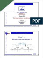 Modulations Numériques 1