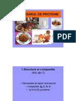 Curs Proteine